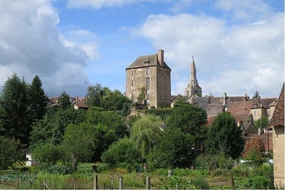Het Franse Pad La Chatre