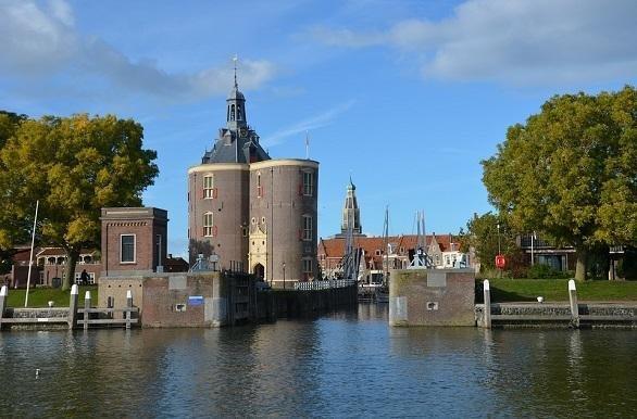 Fietsen door West-Friesland, langs Enkhuizen, Callantsoog, Hoorn en Medemblik