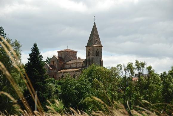 Het Franse Pad, Eglisé Saint Dësiré