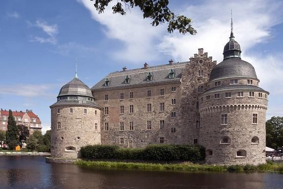 Zweden Orebo slot