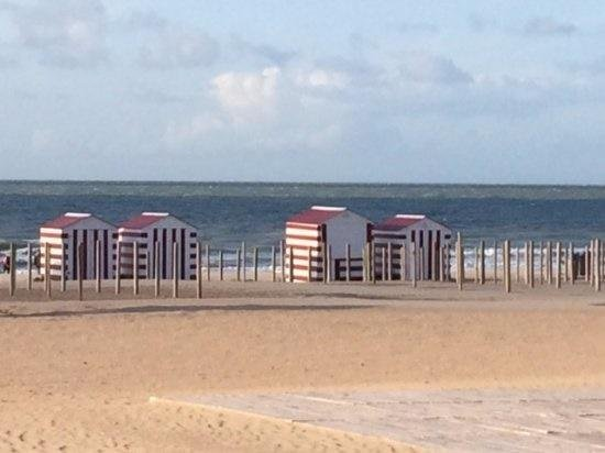 Strand de Panne België