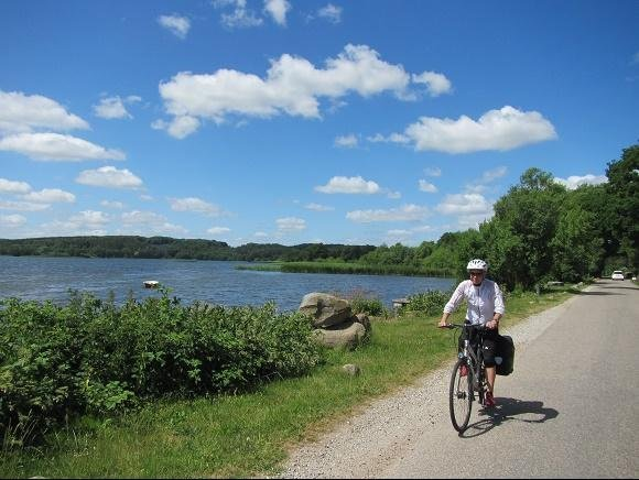 Jutland fietser