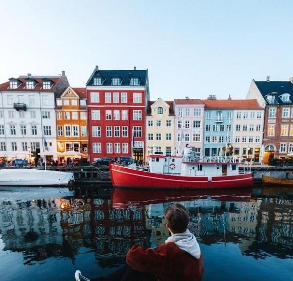 Kopenhagen Nyhaven